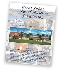 Great Lakes Naval Museum Foundation Brochure